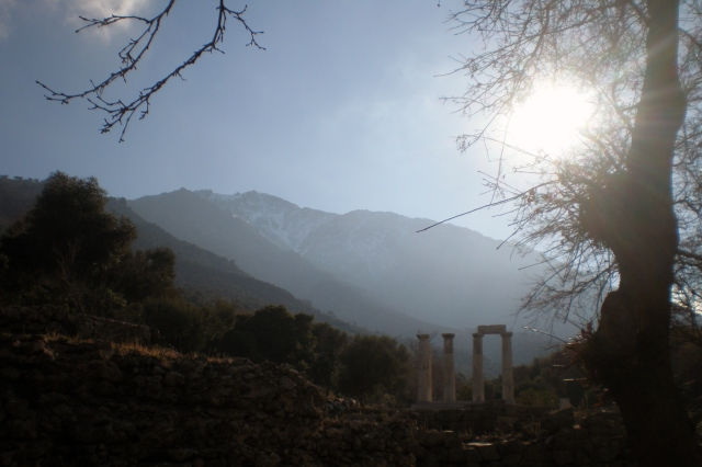 The Sanctuary of the Great Gods at Samothraki