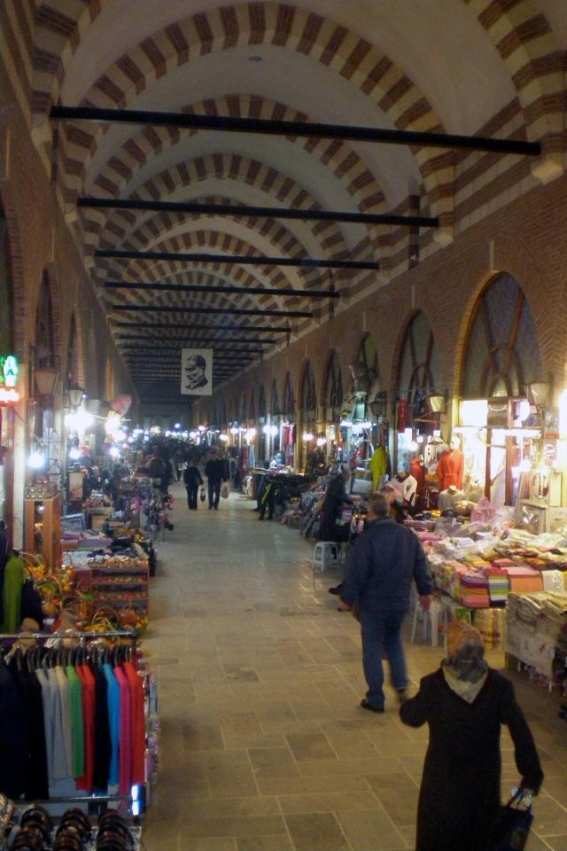 Semez Ali Pasha bazaar, Edirne