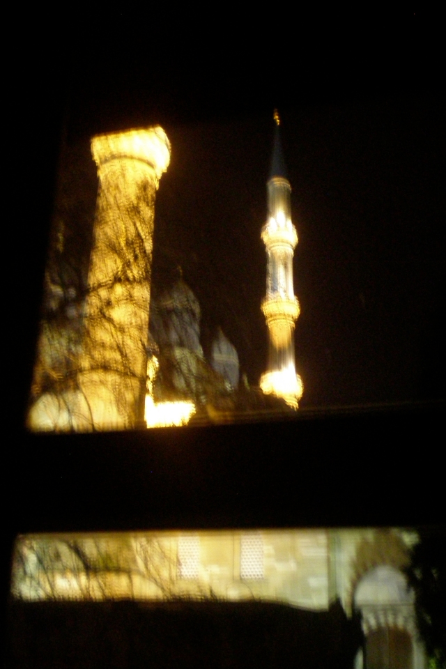 Selimiye Mosque, Edirne, from Tasodalar Hotel