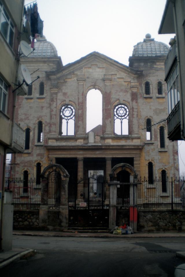 Edirne Synagogue