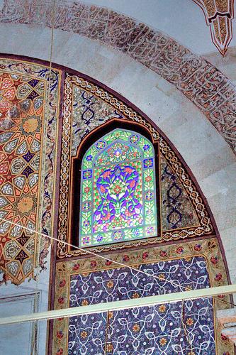 Üç Şerefeli Cami, Edirne