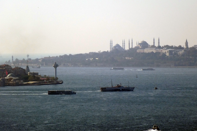 2012-10-11 Istanbul view