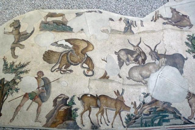 2012-10-2 Istanbul Byzantine Mosaic