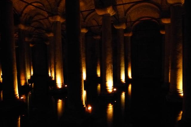 25.10.12 Istanbul-30 Basilica Cistern