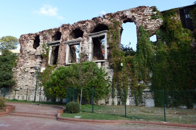 25.10.12 Istanbul-5 Bucoleon Palace