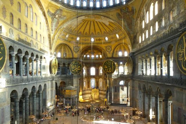 26.10.12 Istanbul-58 Aya Sofia