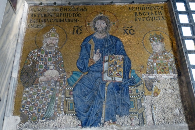 26.10.12 Istanbul-69 Aya Sofia mosaic