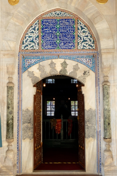 27.10.12 Istanbul-17 sultan tombs